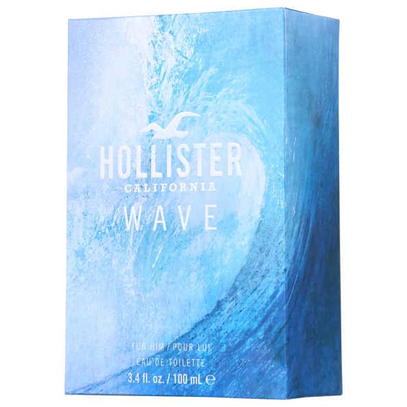 Hollister Perfume Masculino Wave For Him - Eau de Toilette 100ml