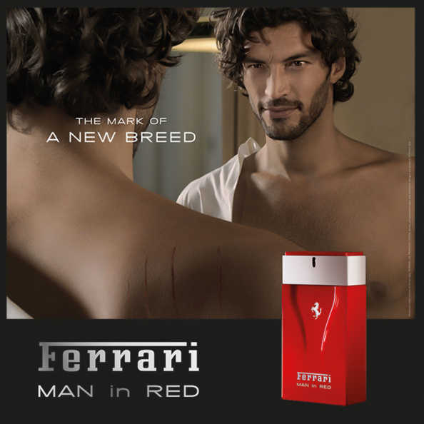 Ferrari Perfume Masculino Man In Red - Eau de Toilette 50ml