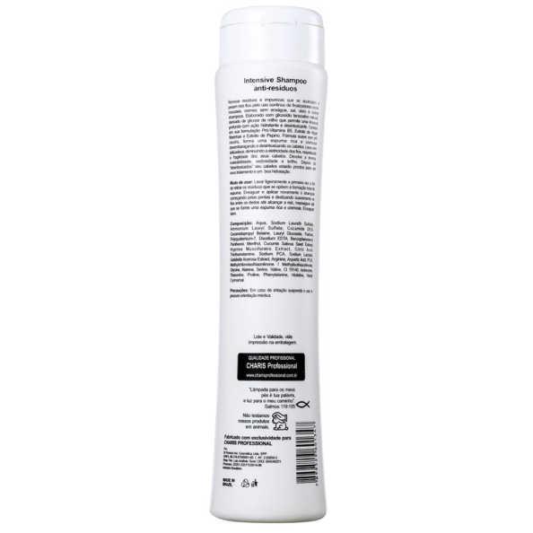 Charis Intensive Anti-Resíduos - Shampoo 300ml