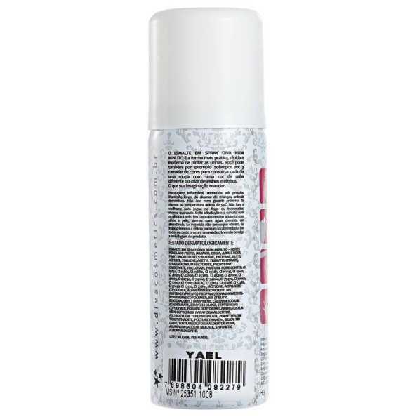 Diva Cosmetics Yael - Esmalte em Spray 50ml