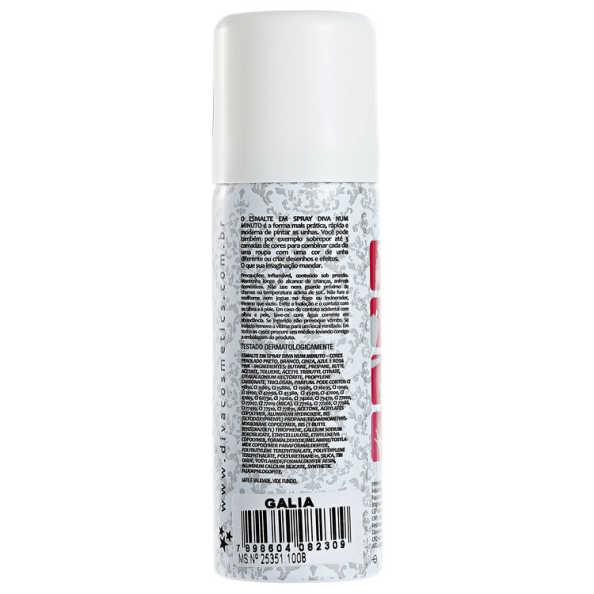 Diva Cosmetics Galia - Esmalte em Spray 50ml