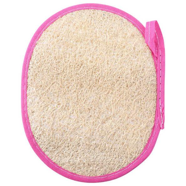 Orgânica Luva Oval - Esponja de Banho