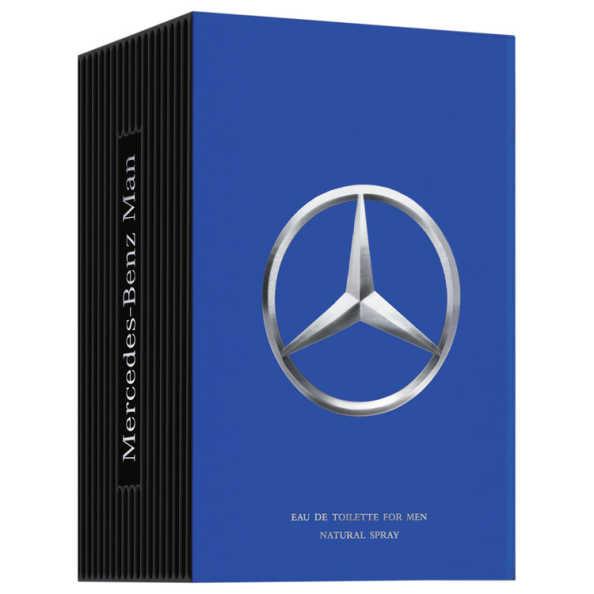 Mercedes-Benz Man Perfume Masculino - Eau de Toilette 50ml