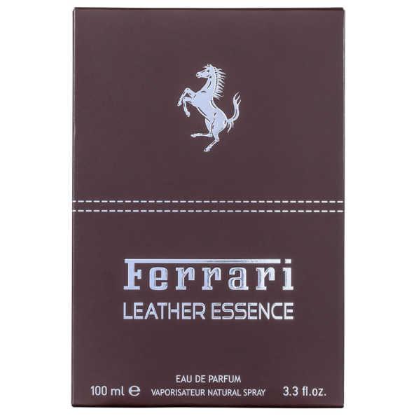 Ferrari Leather Essence Perfume Masculino - Eau de Parfum 100ml