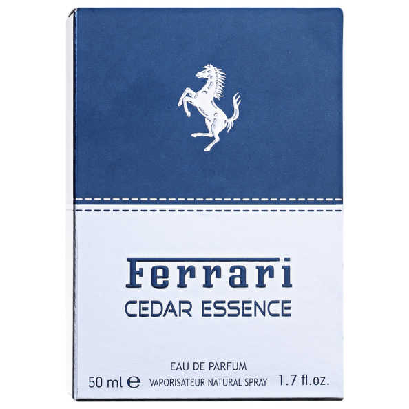 Ferrari Cedar Essence Perfume Masculino - Eau de Parfum 50ml