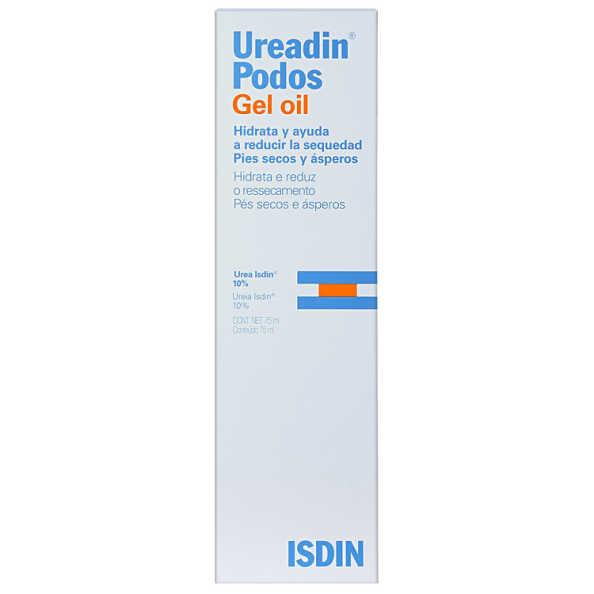 ISDIN Ureadin Podos Gel Oil - Óleo Gel 75ml