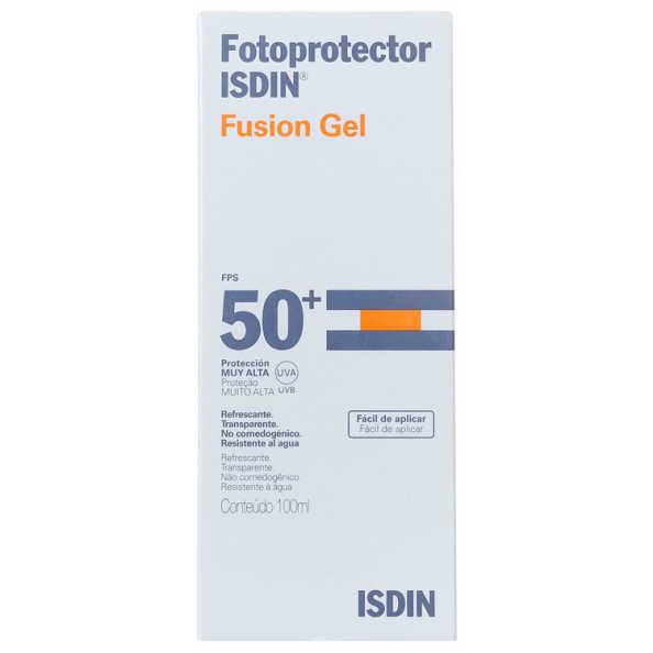 ISDIN Fotoprotector Fusion Gel FPS 50 - Protetor Solar 100ml