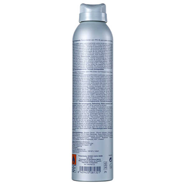 ISDIN Fotoprotector Transparent Spray FPS 30 - Protetor Solar 200ml