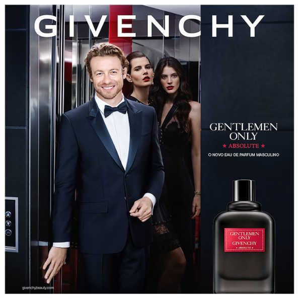Givenchy Gentlemen Only Absolute Perfume Masculino - Eau de Parfum 50ml