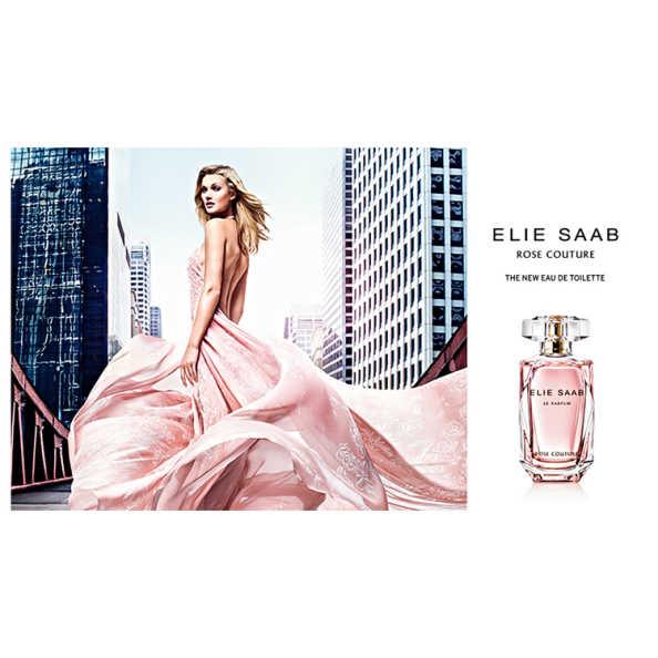 Elie Saab Le Parfum Rose Couture Perfume Feminino - Eau de Toilette 50ml
