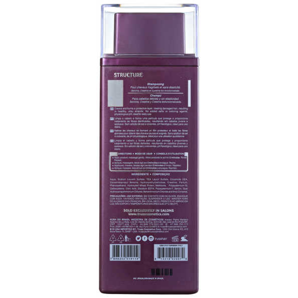 Truss Active Structure - Shampoo 300ml