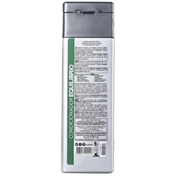Truss Specific Equilíbrio - Condicionador 300ml