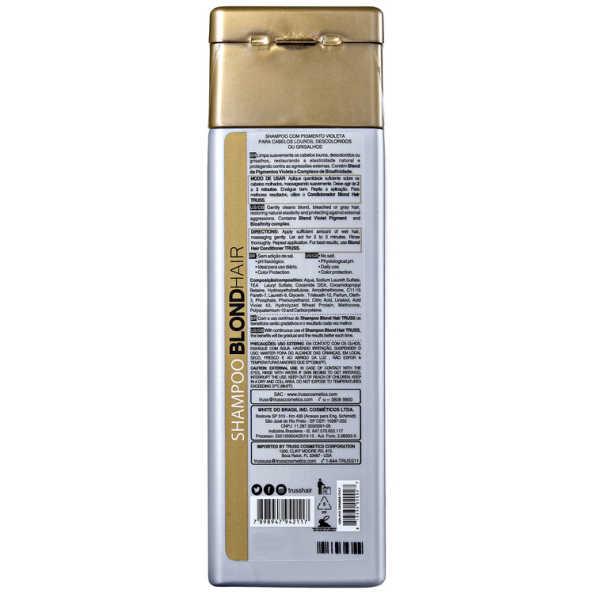Truss Specific Blond Hair - Shampoo 320ml