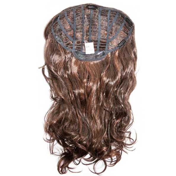 Hairdo Ondulado - Chocolate Com Mechas Cobre 58 Cm