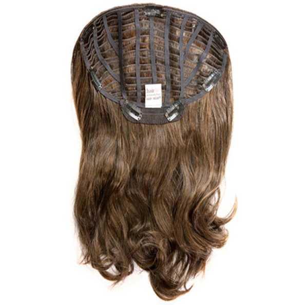 Hairdo Ondulado - Chocolate Com Mechas Cobre 45 Cm