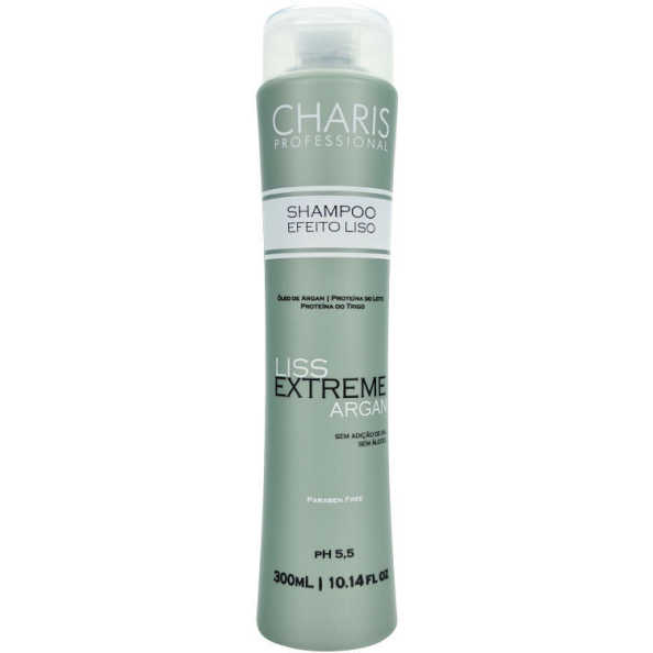 Charis Professional Liss Extreme Argan - Shampoo 300ml