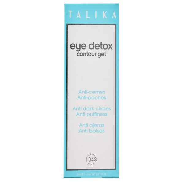 Talika Eye Detox Contour Gel - Gel para a Área dos Olhos 5ml