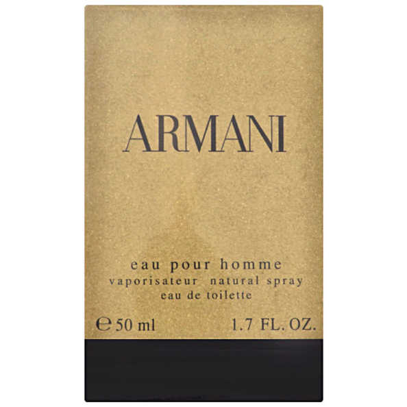 Giorgio Armani Perfume Masculino Armani Eau Pour Homme - Eau de Toilette 50ml
