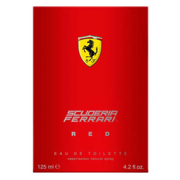 Ferrari Perfume Masculino Scuderia Ferrari Red - Eau de Toilette 125ml