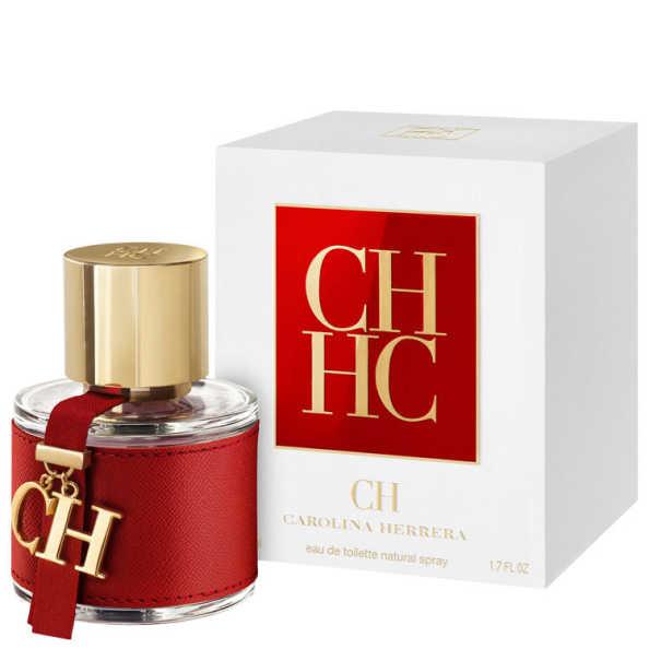 Carolina Herrera Perfume Feminino CH - Eau de Toilette 50ml