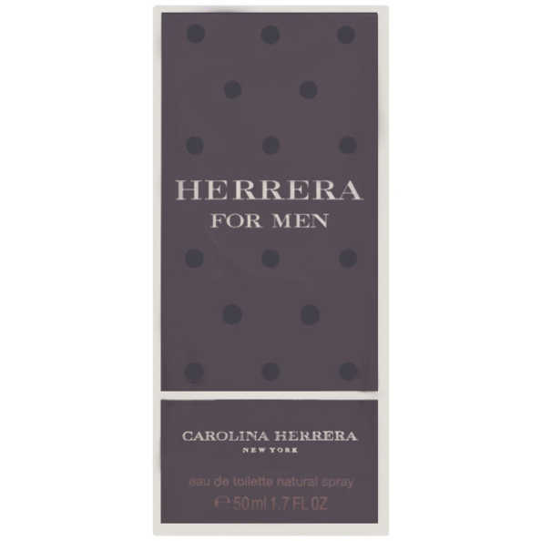 Carolina Herrera Herrera for Men Perfume Masculino - Eau de Toilette 50ml