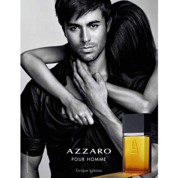 Azzaro Pour Homme Perfume Masculino - Eau de Toilette 100ml