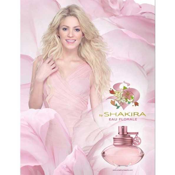 Shakira S By Shakira Eau Florale Feminino - Eau de Toilette 30ml
