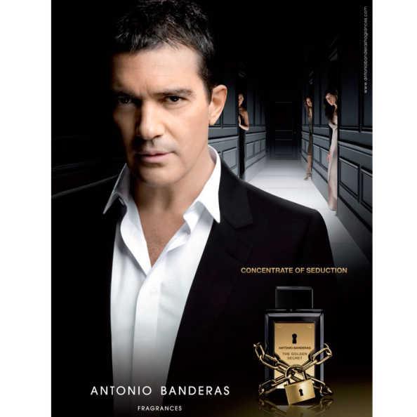 Antonio Banderas Perfume Masculino The Golden Secret - Eau de Toilette 100ml