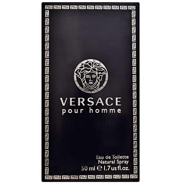 Versace Pour Homme Perfume Masculino - Eau de Toilette 50ml