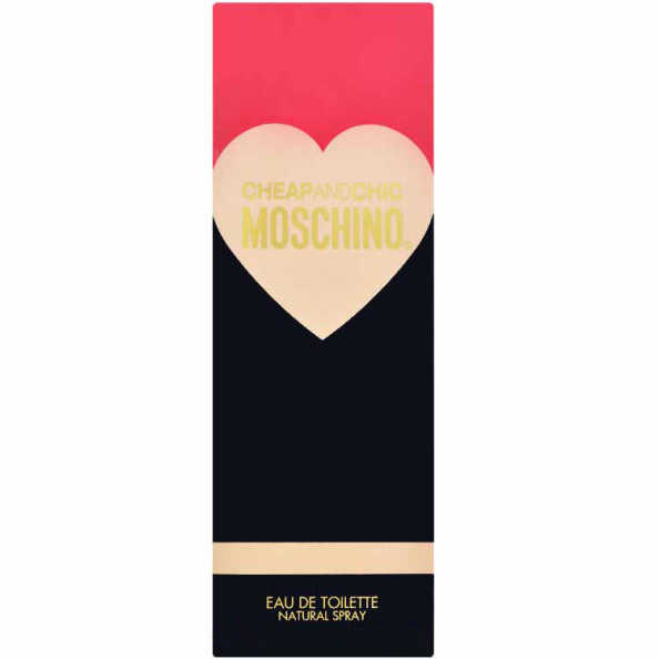 Moschino Cheap & Chic Feminino - Eau de Toilette 30ml