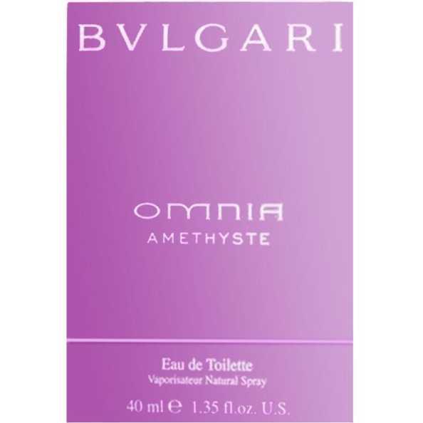 Bvlgari Omnia Amethyste Feminino - Eau de Toilette 40ml