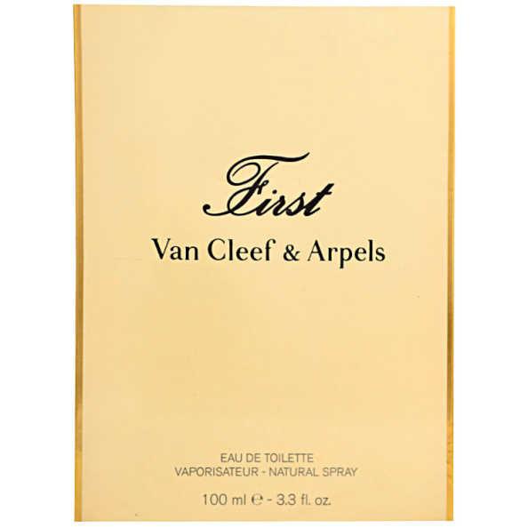 Van Cleef & Arpels Perfume Feminino First - Eau de Toilette 100ml