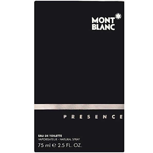 Montblanc Presence - Eau de Toilette 75ml