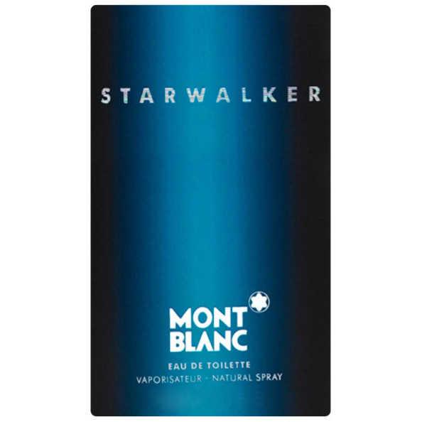 Montblanc Perfume Masculino Starwalker - Eau de Toilette 75ml