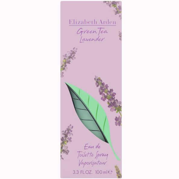 Elizabeth Arden Green Tea Lavander Feminino - Eau de Toilette 100ml