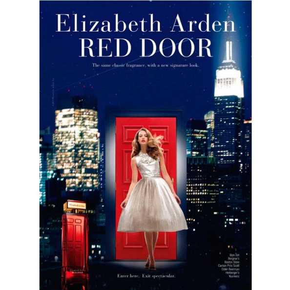 Elizabeth Arden Red Door Feminino - Eau de Toilette 30ml