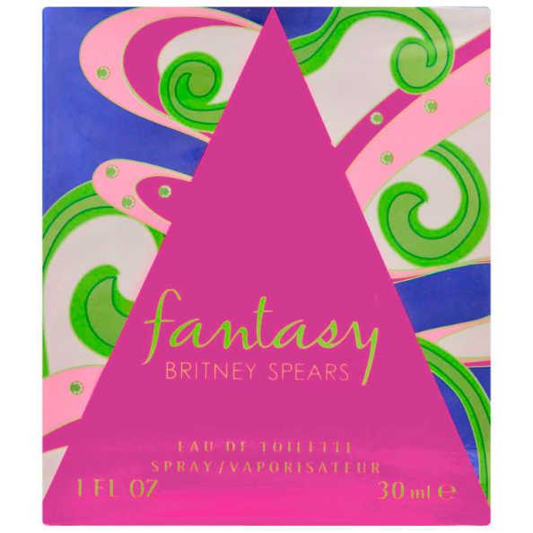Britney Spears Perfume Feminino Fantasy - Eau de Toilette 30ml
