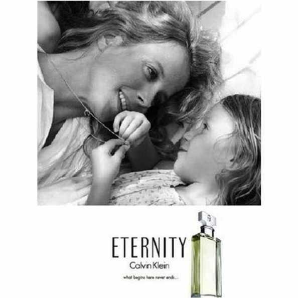 Calvin Klein Perfume Feminino Eternity Woman - Eau de Parfum 30ml
