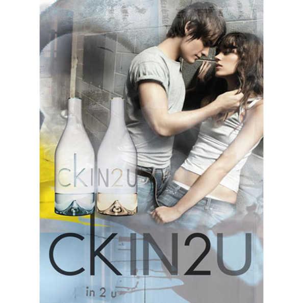 Calvin Klein Perfume Masculino Ckin2U for Him - Eau de Toilette 50ml