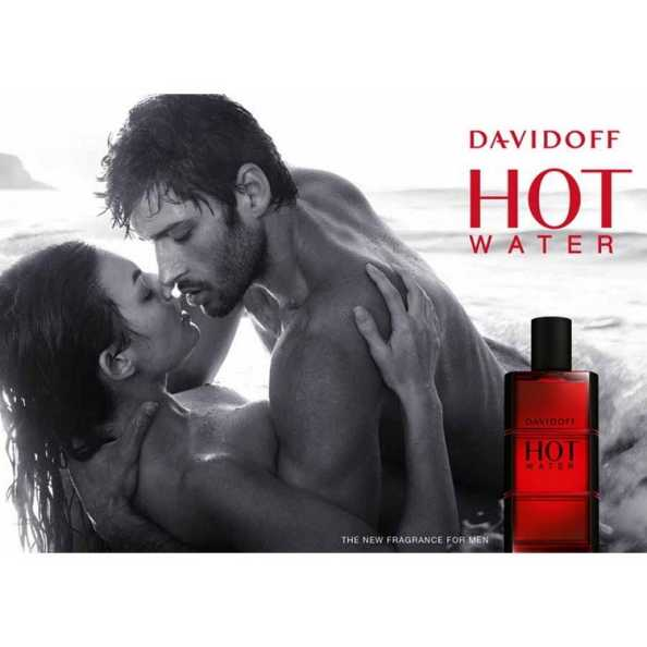Davidoff Perfume Masculino Hot Water - Eau de Toilette 30ml