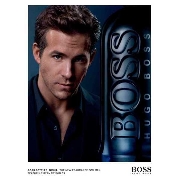 Hugo Boss Perfume Masculino Bottled Night - Eau de Toilette 30ml