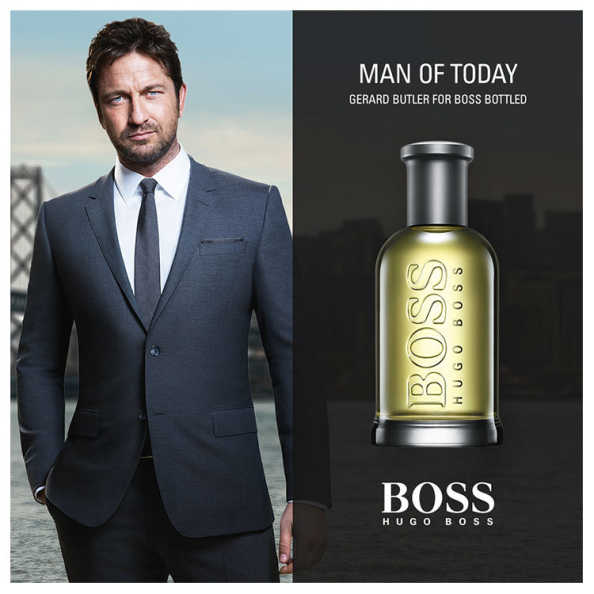 Hugo Boss Perfume Masculino Bottled - Eau de Toilette 30ml