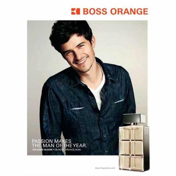 Hugo Boss Perfume Masculino Orange Man - Eau de Toilette 40ml