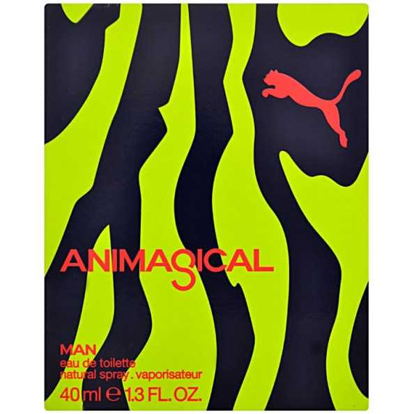 Puma Perfume Masculino Animagical Man - Eau de Toilette 40ml