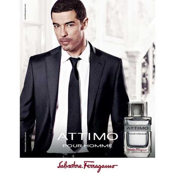 Salvatore Ferragamo Perfume Masculino Attimo Pour Homme - Eau de Toilette 40ml