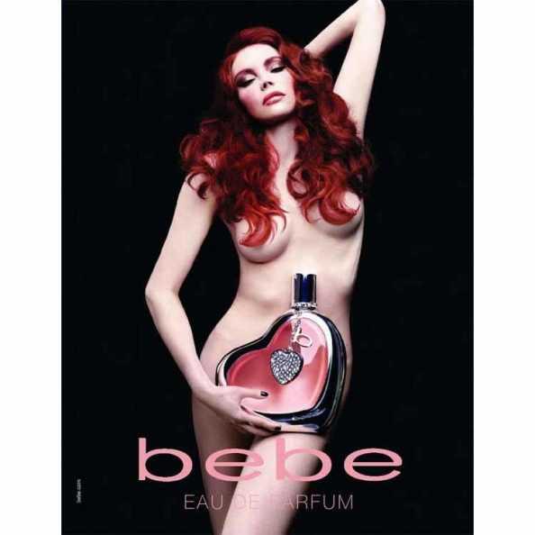 Bebe Perfume Feminino - Eau de Parfum 50ml