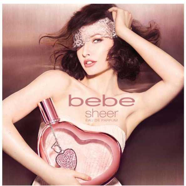 Bebe Perfume Feminino Sheer - Eau de Parfum 100ml