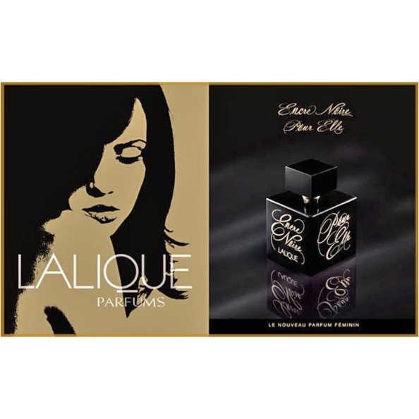 Lalique Encre Noire Pour Elle Edp Vap 100ml