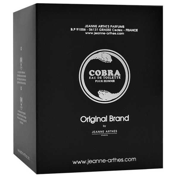 Jeanne Arthes Cobra Perfume Masculino - Eau de Toilette 100ml