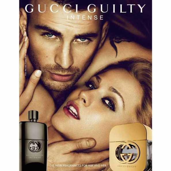 Gucci Perfume Masculino Guilty Intense Pour Homme - Eau de Toilette 50ml